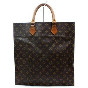 Louis Vuitton 872139 Monogram Sac Plat Shopper